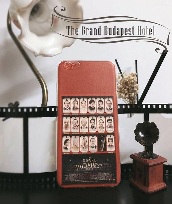【鳳眼夫人】現貨 限量獨家自製 20款 歐美創意復古電影翻玩布達佩斯大飯店磨砂手機殼 iphone手機殼/oppo手機殼