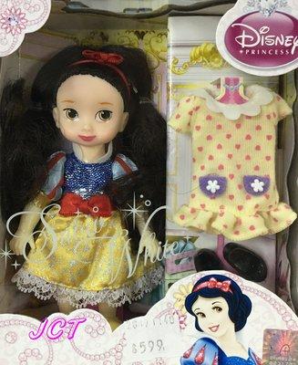 JCT DISNEY—娃娃 童話 迪士尼4吋迷你 白雪公主 374497