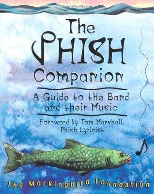 【音樂】The Phish Companion: A Guide to the Band and their Music