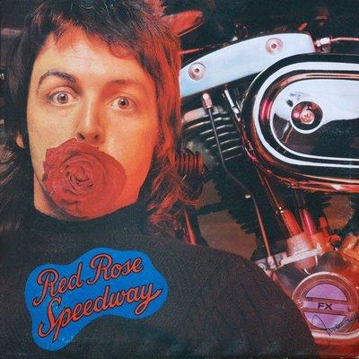 美國二手黑膠Paul McCartney/Red Rose