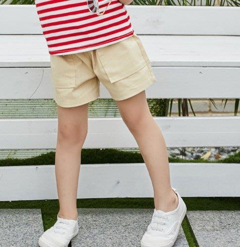~幸福家園~新款夏純棉麻男女童休閒短褲~夏季兒童褲子~沙灘熱褲~男童裝~居家~運動~