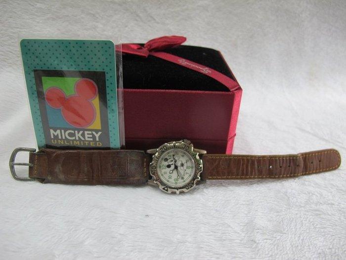 二手舖~ NO.64 迪士尼Disney米奇女錶石英錶