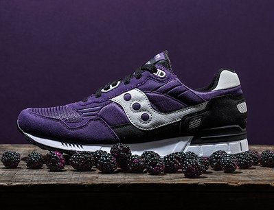 { POISON } SAUCONY SHADOW 5000 FRESH PACKED 紫葡萄 US 7~13