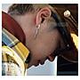 韓國지젤耳飾 正韓進口ASMAMA官方正品 防彈少年團 BTS Jimin 智旻 雞米 同款直桿長鏈組合耳環 (一組)