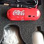 Coca Cola可口可樂膠囊型迷你數位相機/視訊/收藏品/紀念品