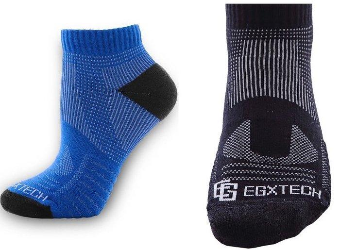 ◇ 羽球世家◇【短統襪】衣格 P81 專業側向運動襪 8字繃帶纏繞專利 球襪與護具結合《2雙免運》