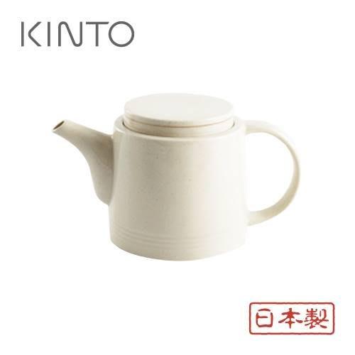 ღ小森 日本嚴選【日本製 KINTO LINEN 亞麻茶壺 (550ml)】現貨【CP15120039】