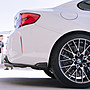 TRANCO川閣 BMW F87 M2 M2C M2 competition Jetzem 後保定風翼 全碳