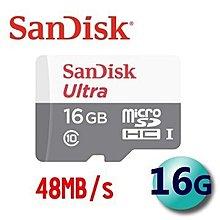 《SUNLINK》◎公司貨◎Sandisk 16GB 16G Ultra microSD SDHC TF