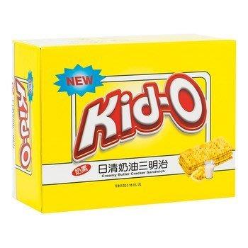 【JM媽咪】costco好市多代購 Kid-O 日清 奶油三明治餅乾 (68包/ 盒) #56970 新竹市
