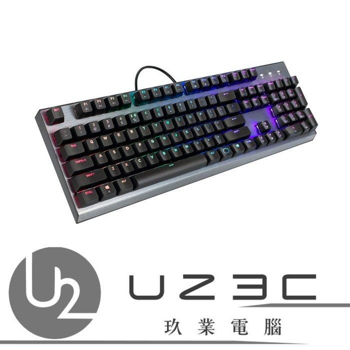 【U23C嘉義實體老店】 Cooler Master 酷媽 CK350 RGB 機械式鍵盤 (紅軸/青軸/茶軸)