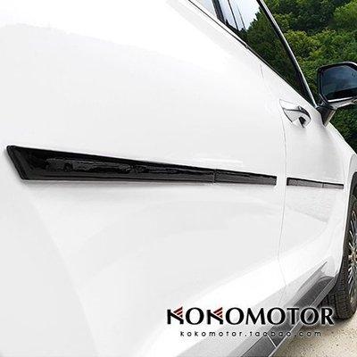 車達人Hyundai現代PALISADE專用車門防擦條裝飾貼 韓國進口汽車內飾改裝飾品 高品質