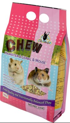 ~朵愷 の 寵物樂園~PetVillage綜合均衡全鼠類主食1KG