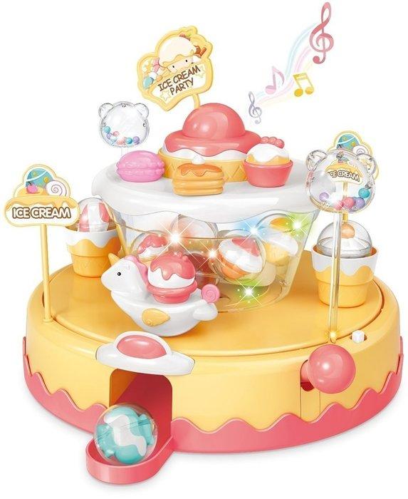 ☆天才老爸☆→【智博】Mini Candy 糖果計劃系列 - 冰淇淋派對 糖果計劃 扮家家酒 角色扮演 廚房組 廚具