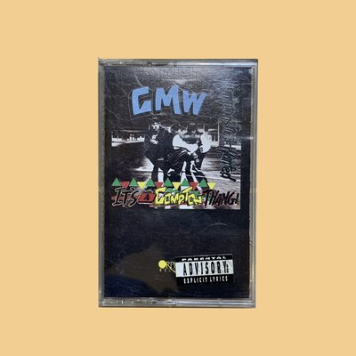JCI:Compton's Most Wanted(C.M.W) -It's A Compton Than 單曲卡帶