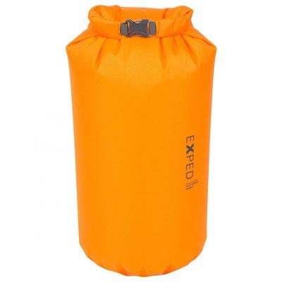 【Exped】Fold Drybag Minima 桔色 7L 30D 背包防水袋 防水內袋 防水內套
