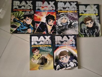 MAX Flash x 6 copies