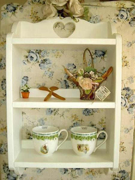 松木 實木 壁櫃 收納櫃 置物櫃**樂在幸福**木作坊 ~A83~松木白色壁櫃~