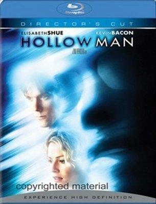 【藍光電影】透明人/隱形人 Hollow Man 16-078