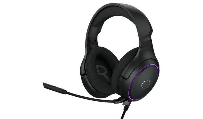 小白的生活工場*Coolermaster MH 650 虛擬7.1聲道 USB 電競耳機/RGB幻彩光效