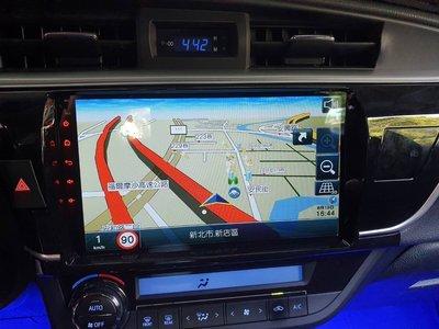 ☆雙魚座〃汽車〃ALTIS 2014~2018 11代 11.5代 altis 安卓機10吋螢幕 台灣設計組裝 系統穩定