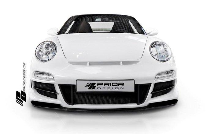 【樂駒】PRIOR DESIGN (PD) 空力 套件 Porsche 911 997.2 (FL) 改裝 精品 外觀