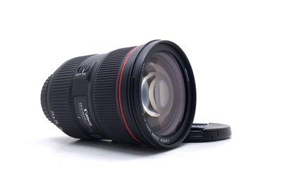 【台中青蘋果】Canon EF 24-70mm f2.8 L II USM 二手 鏡頭 #63724