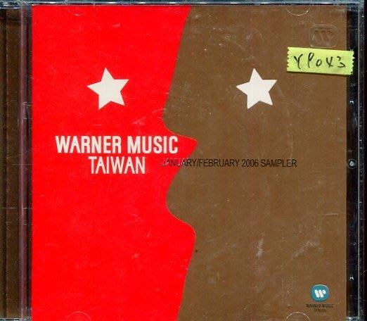*還有唱片行*WARNER MUSIC TAIWAN 01/02 2006 二手 Y9043 (49起拍)