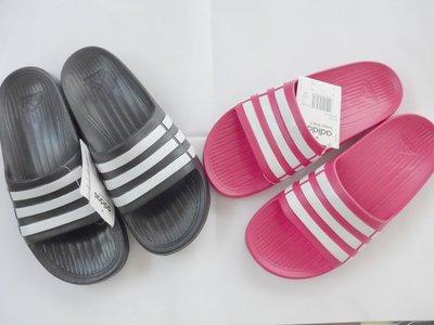 鞋之誠~(請詢問 )ADIDAS 拖鞋 愛迪達   童男女版 (桃11 K12K13K 1~K6號) (黑剩11k 12k  4 5 6號 )特價450