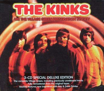 [狗肉貓]_The Kinks  _The Kinks Are The Village Green Preservation Society