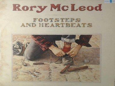 2-15-8英版民謠-羅瑞·麥克利奧德Rory Mcleod: Footsteps and Heartbeats