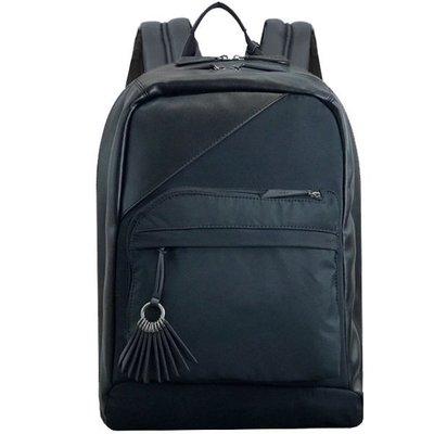 皮藏客 TUMI/途米 JK447 男女款 休閒商務電腦後背包 時尚雙肩包 進口防水尼龍配真皮 運動健身旅行肩背包