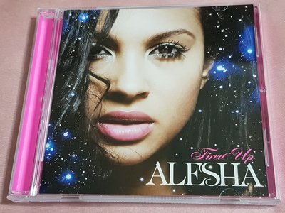 R西洋女(二手CD)ALESHA~FIRED UP