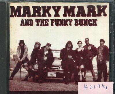 *真音樂* MARKY MARK AND THE FUNKY BUNCH 二手 K21740