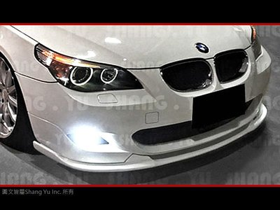BMW E60 E61 MTECH  保桿 專用 前下巴 定風翼 520 525 530 535 M5