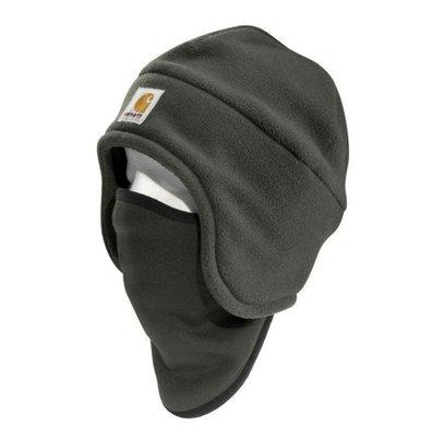 【Sunny Buy】◎預購◎CARHARTT A202 綠色 防寒帽+面罩Fleece 2-In-1 Headwear