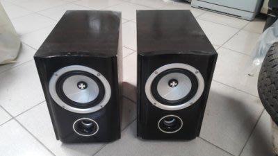 樂居二手家具*D1117-6 多媒體喇叭*音響喇叭 中古喇叭 2手喇叭 台中二手家電買賣/洗衣機/液晶電視/冷氣