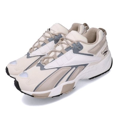 =CodE= REEBOK INTV 96 3M反光透氣網慢跑鞋(卡其灰) FV6305 INTERVAL 老爹鞋 男女