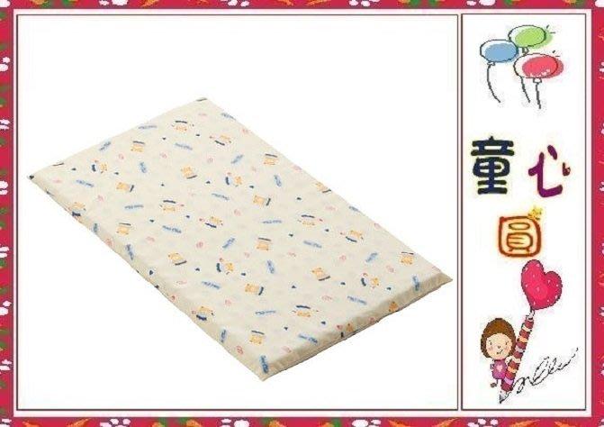 【BabyBabe】高科技環保聚酯纖維床墊~嬰兒床床墊~比乳膠更透氣◎童心玩具1館◎