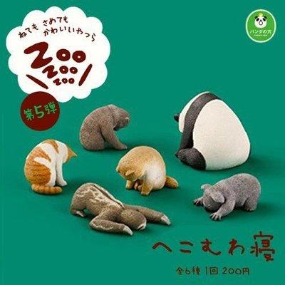熊貓之穴 轉蛋 休眠動物園 P5 獼猴轉蛋可合併運費