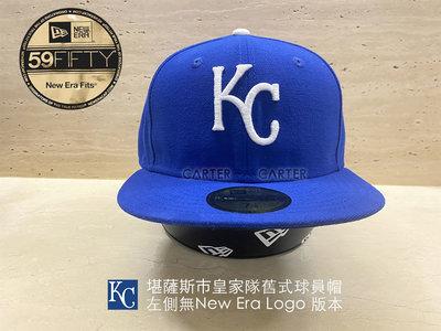 New Era x MLB Kansas City Royals Ac-On Field Cap堪薩斯市皇家隊球員舊式帽