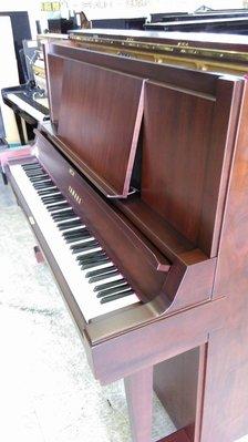 功學社全國最大 中古鋼琴 批發倉儲中心 YAMAHA 中古鋼琴 KAWAI 鋼琴(U30)