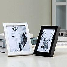 奇奇店-实木相框摆台7寸6 5 8 10 12寸A4相片相册框创意简约儿童画框挂墙#北歐 #簡約 #顏值派