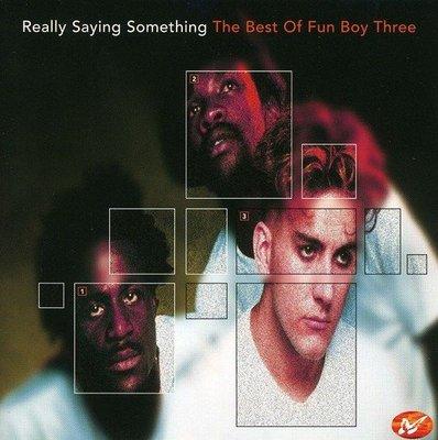 ##80 保存如新CD Fun Boy Three – Really Saying Something [1997]