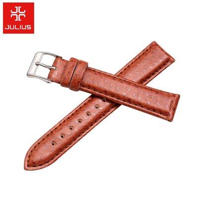 手錶帶julius聚利時正品原裝表帶 拍前聯系客服確認手表型號錶帶