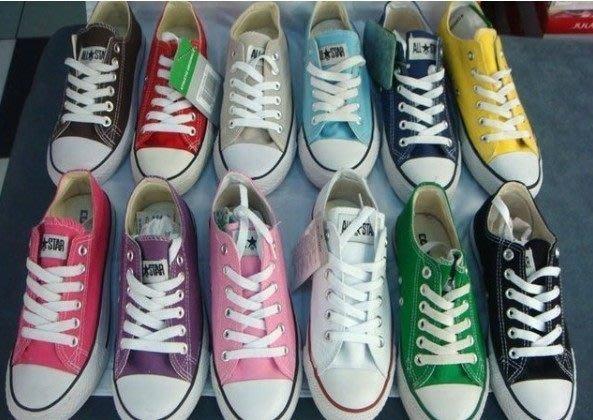 ☆ Converse ALL STAR 休閒帆布鞋男 女休閒鞋情侶鞋 ~2雙免運~另售TOMS懶人鞋 童鞋 休閒鞋N字鞋