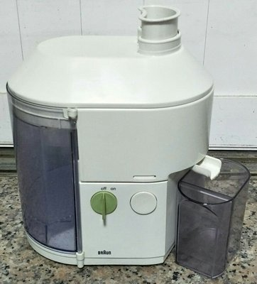 德國百靈 BRAUN MP80 果菜榨汁機.....德國製造(2)