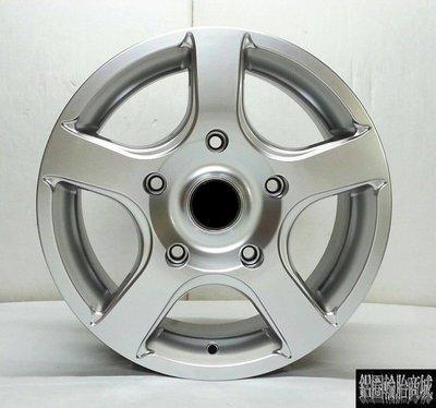 【CS-502】全新鋁圈 16吋 5孔120 5孔160 6.5J 福斯 VW T5 T6 專用 荷重鋁圈 高亮銀