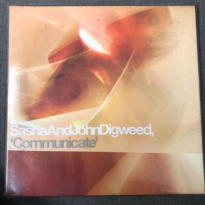 Sasha And John Digweed – Communicate 2000年 歐版