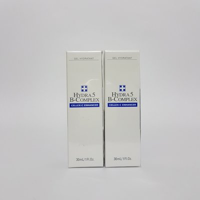 【麻吉美妝舖】本期特惠☆Cellex-C希蕾克斯玻尿酸精華液30ml x2瓶入☆超值組合